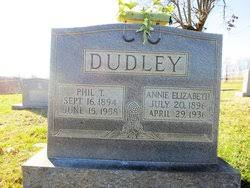 Annie Elizabeth Chitwood Dudley (1896-1936) - Find A Grave Memorial