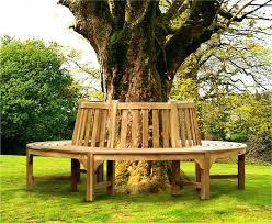 tree seats garden furniture. Interesting Seats Tree Seats Garden Furniture Teak Circular Seat Metal  To F