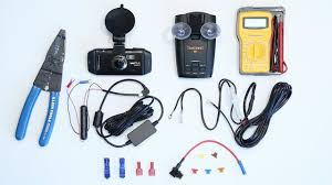 How to Hardwire a Radar Detector and Dashcam into your Vehicle ...