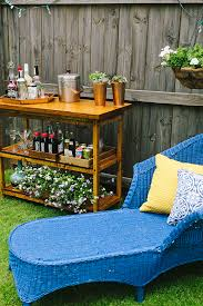 diy outdoor bar table kathryn mccrary photography in honor of design