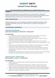Resume Suggestion Assistant Product Manager Resume Samples Qwikresume