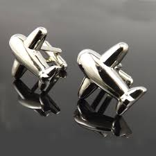 aviation gifts for pilots plane cufflinks