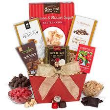 Sweet Homemade Christmas Basket  HGTVChristmas Gift Baskets Online
