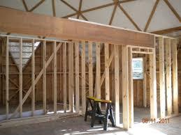 framing an interior wall. Framing An Interior Wall