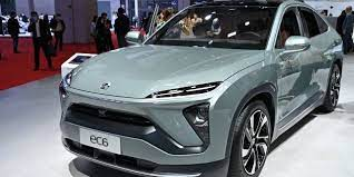 NIO Deliveries Lag Other Chinese EV ...