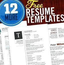 Free Creative Resume Templates Microsoft Word 1298 Butrinti Org