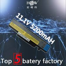 HSW <b>5200mAH battery for LENOVO</b> IdeaPad B560 Y460 V560 ...