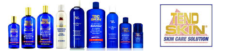 tend skin now