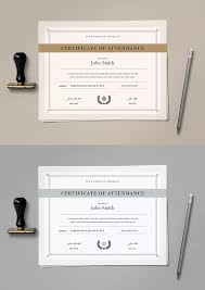 School Certificate Design Psd Simple Certificate By Guuver On Certificate Templates