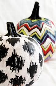 ciera design modern painted pumpkins diy alisa burke img 0984
