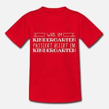 Die Besten Kindergarten T Shirts Online Bestellen Spreadshirt