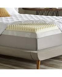 memory foam mattress pad. Simmons 5.5\ Memory Foam Mattress Pad