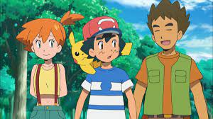 Brock and Misty Join Ash In Kanto for 2 Episodes of Pokémon | Anime News |  Tokyo Otaku Mode (TOM) Shop: Figures & Merch From Japan