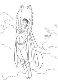 Small Picture Superman Coloring Pages free For Kids Educational Fun Kids