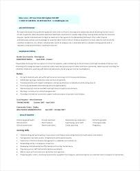 executive cover letter for resume internal resume template internal resume template examples images