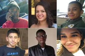 Information of teen massacre