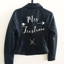 this motorcycle bridal jacket