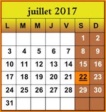 """Résultat de recherche d'images pour """"juillet 2017"""""""
