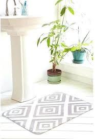 x bath rug plush memory foam anti fatigue rectangle silver cloud mat 17 24 mohawk step