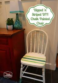 diy furniture makeover full tutorial. a dipped u0027nu0027 striped diy chalk and craft paint painted chair top 60 furniture makeover projects negotiation secrets diy full tutorial