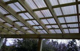 how to install tuftex roof panels roof panels backyard ideas medium size clear corrugated roof panels