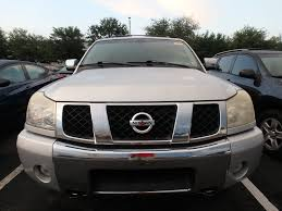 2004 Used Nissan Pathfinder Armada LE 4WD at Central Florida ...