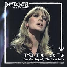 Bildergebnis für nico album cover