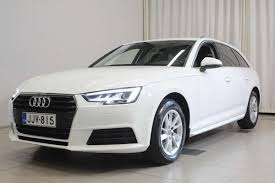 audi a4 2016 white. Modren 2016 Vaihtoautot  Audi A4  And 2016 White 4