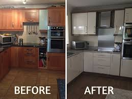 apartment appealing replacing kitchen cabinet doors cost 8 replace backsplash