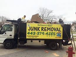 Baltimore's Best Junk Removal