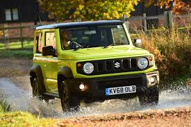 Suzuki Jimny to be removed from sale due to emission ...