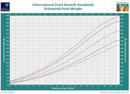 Standard Population Customised Fetal Size Charts 10