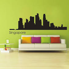 Small Picture Wall Stickers Singapore Promotion Shop for Promotional Wall