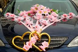 Wedding Car Decorations Accessories Wedding Car Decorations and Accessories Iedas100 Wedding 9