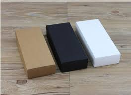 Gift Cardboard Boxes 10 Sizes White Gift Cardboard Box Black Cardboard Packaging