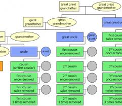 Wikipedia Layout Template Free Family Tree Template For Cousins Layout With Siblings And
