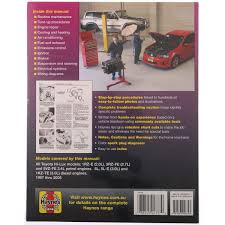 Haynes Service & Repair Manual - Toyota Hilux 1997-2005 - HAYNES ...