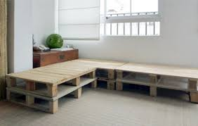 euro pallet furniture. Large Sofa DIY Furniture From Euro Pallets - 101 Craft Ideas For Wood Pallet C