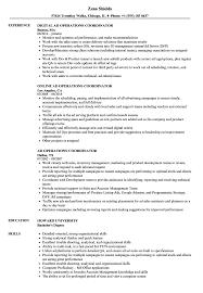 Ad Operations Coordinator Resume Samples Velvet Jobs