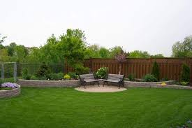 backyard landscaping amazing brilliant landscape ideas for on a budget intended 18