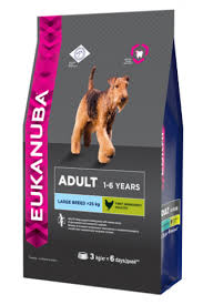 <b>Eukanuba Adult</b> Large Breed <b>корм</b> для собак крупных и очень ...