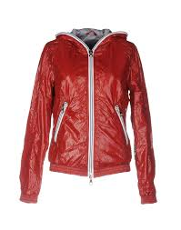 duvetica er red women coats and jackets duvetica down jacket red timeless