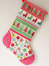 Best 25+ Quilted christmas stockings ideas on Pinterest | DIY ... & Scandi Christmas stocking, Quilted Christmas stocking, Scandi Christmas,  Christmas stocking, Kids Christmas Adamdwight.com