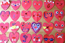 homemade valentine s day cards for kids. Simple For Valentineu0027s Day Heart People Cards By My Paper Crane And Homemade Valentine S Cards For Kids U