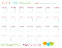 daily potty training chart free printable potty training chart templates franklinfire co