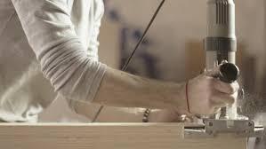 sawdust furniture. Carpenter Cutting Wooden Board By Plunge Router. Furniture. Sawdust. Manufacturer. Close Up Sawdust Furniture
