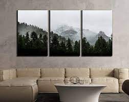 You will no doubt need some seating options incorporated into your living room design, which can range from small accent chairs to a big roomy sectional. 3 Piece Wall Art Etsy