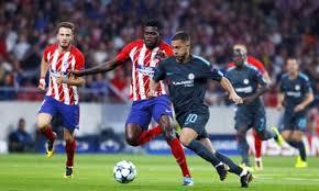Griezmann atlético madrid adına penaltıyı gole çevirdi! Alvaro Morata Says Eden Hazard Is One Of The Three Best Players In The World Chelsea The Guardian