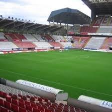 Real Sporting  Sevilla Atlético En Directo  Partido De Fútbol Estadio El Molinon Gijon