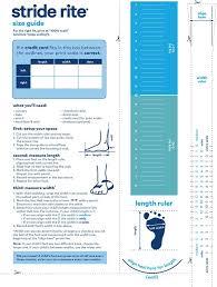 toddler shoe size 10 lovely stride rite size chart trutecsuspension com